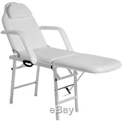 100261 Beauty massage facial table portable with bag wellness bed couch salon