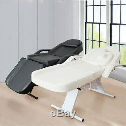 Adjustable Beauty Salon Bench Massage Table Couch Bed Therapy Tattoo Draw Stand