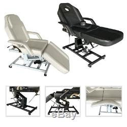 Adjustable Electric Therapy Massage Bed Couch Chair Beauty Salon Tattoo Table