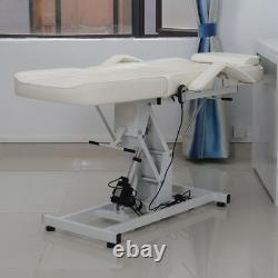 Adjustable Electric Therapy Massage Bed Couch Chair Beauty Salon Tattoo Table Uk