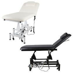Adjustable Salon SPA Pedicure Massage Tattoo Therapy Bed Chair Beauty Equipment