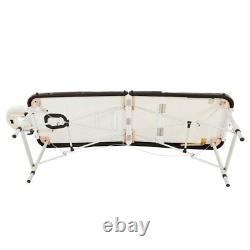 BTM Portable Massage Table Bed Couch Tattoo Beauty Salon Adjustable Lightweight