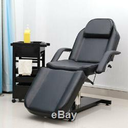 Beauty Care Swivel Massage Table Bed Salon Chair Therapy Tattoo Couch Recliner