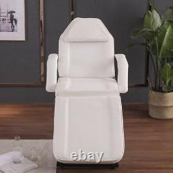 Beauty Salon Bed Massage Table Chair Recliner Tattoo Therapy Couch Bed PU Leathe