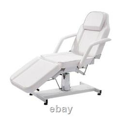 Beauty Salon Chair Bed Reclining Facial Therapy Massage Table Tattoo Couch Chair