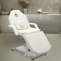 Beauty Salon Chair Massage Table Hydraulic Tattoo Therapy Couch Bed Seat Stool