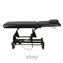 Beauty Salon Couch Massage Table Bed Electric Couch Treatment Physiotherapy Care