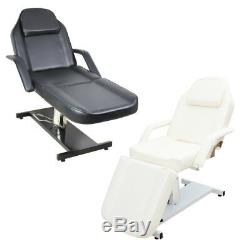 Beauty Salon Facial Spa Care Bed Masage Table Hydraulic Chairs and Swivel Stools