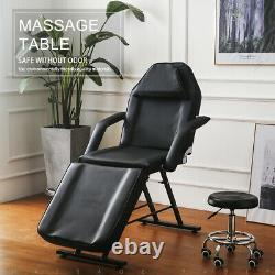 Beauty Salon Massage Couch Bed Home Relaxing Bed Tattoo Therapy Adjustable