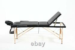 Beauty Salon Massage Table Chair Bed Reclining Facial Therapy Tattoo SPA Couch