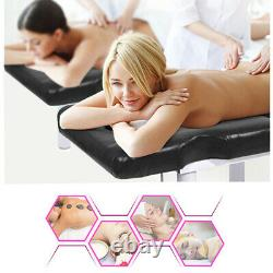 Beauty Salon Table Massage Chair Bed Pedicure Tattoo Facial Therapy Couch Bed
