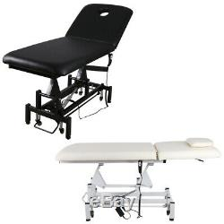 Electric Adjustable Beauty Therapy Salon Treatment Massage Table Bed Couch Chair