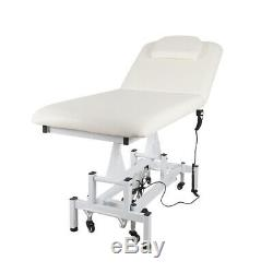 Electric Beauty Therapy Salon Treatment Massage Table Couch Spa Relax Chair Bed