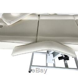 Electric Massage Bed Multi-Functional Adjustable Beauty Bed Massage Salon Table