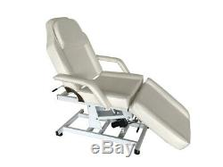 Electric Massage Table 3Section Adjustable Bed Couch Beauty Salon Recliner Chair