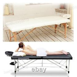 Folding Massage Tables Bed for Beauty Eyelash Cover Cosmetic Salon Spa Treatment