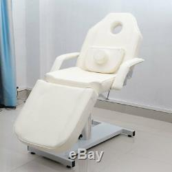 Hydraulic Chair Massage Bed Salon Beauty Facial Couch Tattoo Therapy Table New