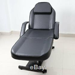 Hydraulic Face Beauty Salon Bed Massage Table SPA Therapy Tattoo Couch Chair UK