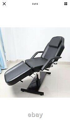 Hydraulic Swivel Massage Table Bed, Beauty Salon Chair, Tattoo Couch