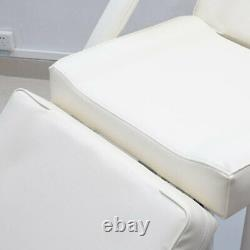 Luxury Leather Massage Table Beauty Salon Chairs Bed Tattoo Hydraulic Couch Beds