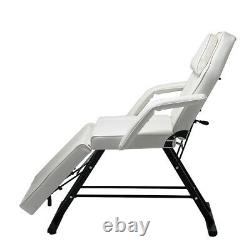 Massage Couch Bed Beauty Salon Chair Tattoo Therapy Riki Table Recliner Adjust