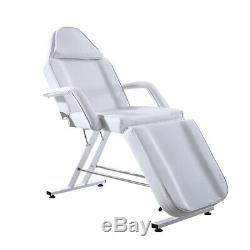 Massage Couch Chair With Stool Adjustable Beauty Salon Bed Tattoo Therapy Home