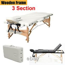 Massage Table Bed Portable Beauty Couch Professional Folding Lightweight Salon