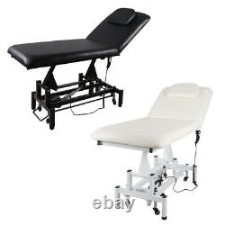 Massage Table SPA Salon Beauty Bed Electric Medical Treatment Bed Large Capacity