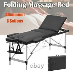 Massage Tables Bed for Beauty Eyelash Cover Cosmetic Salon Spa Treatment 3 Way
