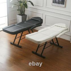 New Beauty Salon Bed Chair Stool Included Massage Table Tattoo Therapy UK