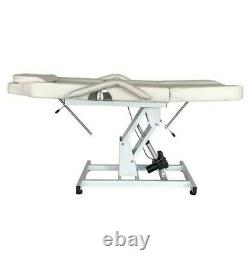 PALDIN Electric Massage Table 3 Section Adjustable Bed Couch Beauty Salon