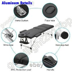 Portable Folding Massage Table Beauty Salon Spa Bed Relax Therapy Luxury Couch
