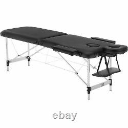 Portable Lightweight Folding Massage Table Bed Relax Salon Beauty Therapy Couch