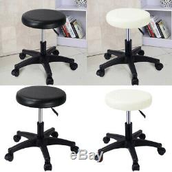 Pro Hydraulic Adjustable Massage Beds Beauty Salon Facial PU Leather Bed WithStool