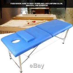 Professional Foldable Spa Massage Tables Face Spa Bed For Home Beauty Salon