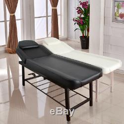 Recliner Beauty Salon Chair Bed Massage Table Tattoo Therapy Couch Storage Base