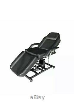 Salon/beauty Bed Chair. Electric. Hardly Used. Black